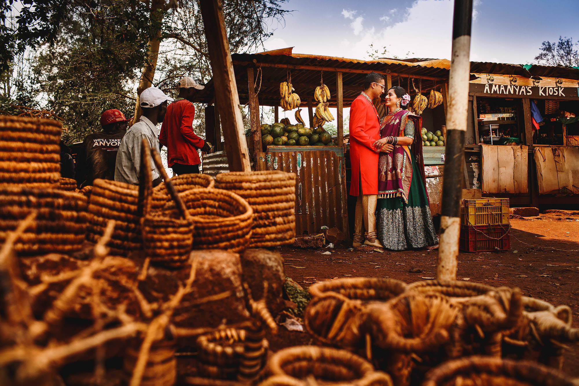 Nairobi destination wedding photographer kenya africa