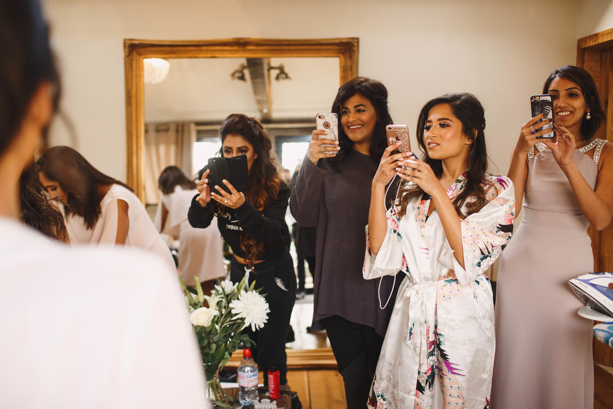 Wedding Photography Tythe Barn Launton Oxfordshire