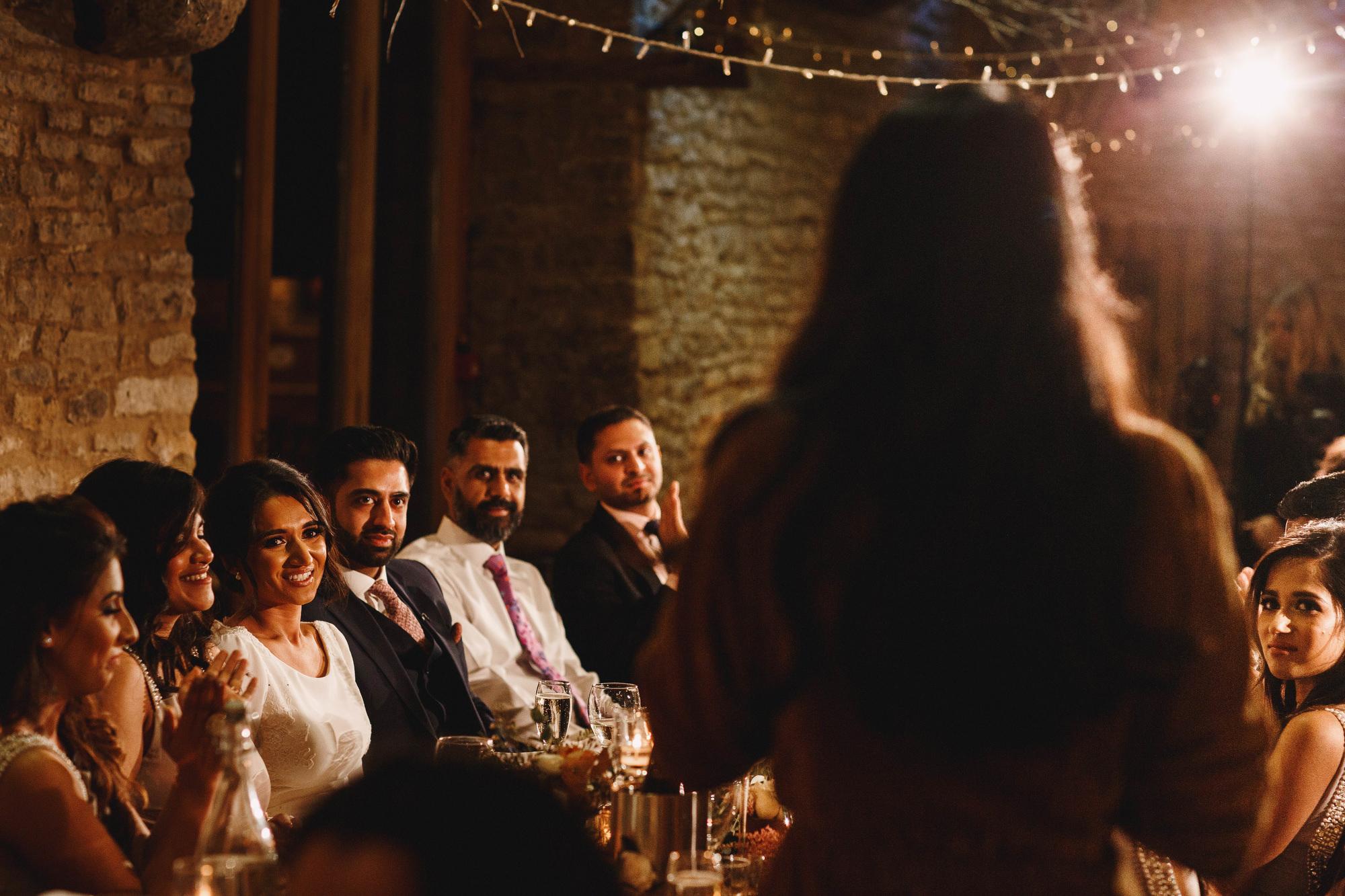 Tythe Barn Launton Oxfordshire Wedding Photography