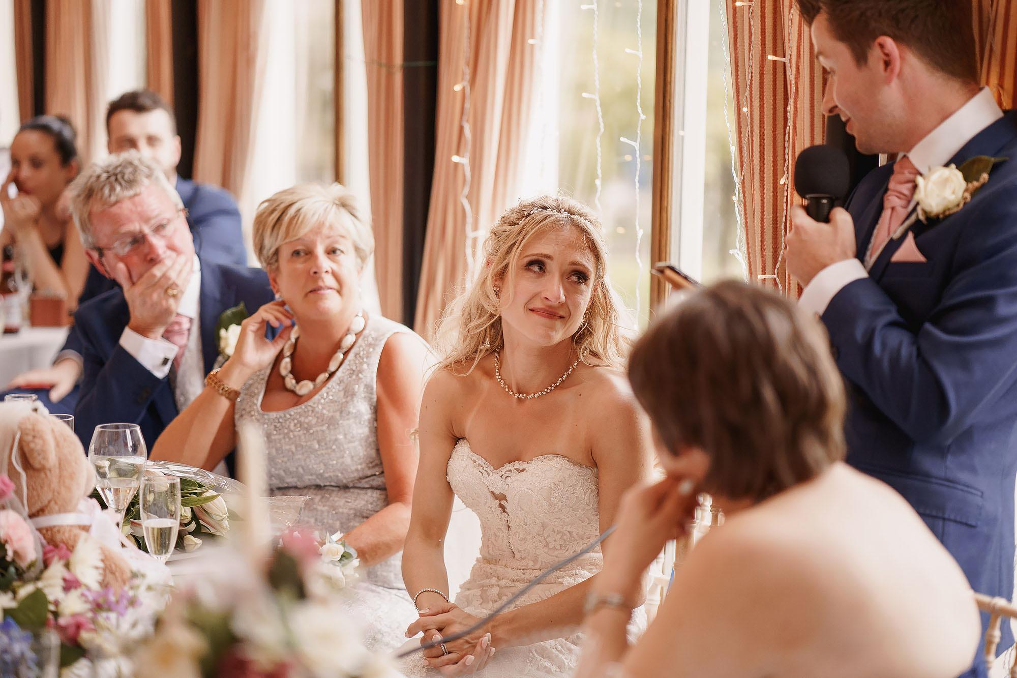 Cressbrook Hall Wedding Photography