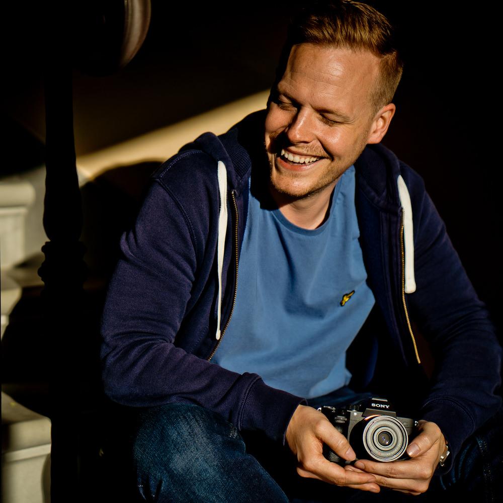 Wedding Photographer Adam Johnson