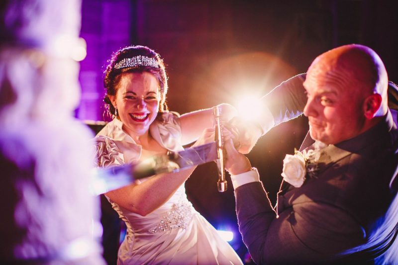 Peckforton Castle Wedding Photographer - Luxury Fine Art Wedding Photographers - ARJ Photography