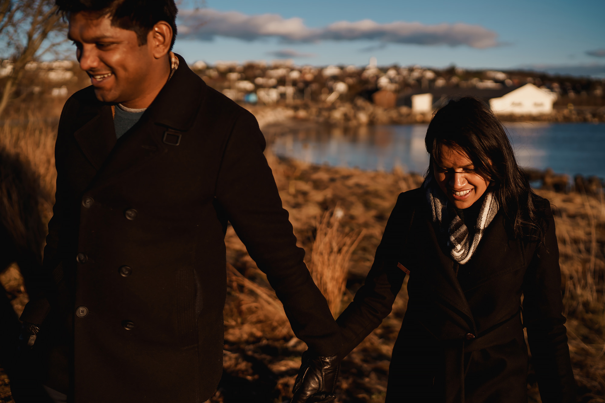 Destination Engagement Shoot in Stavanger Norway by ARJ Photography