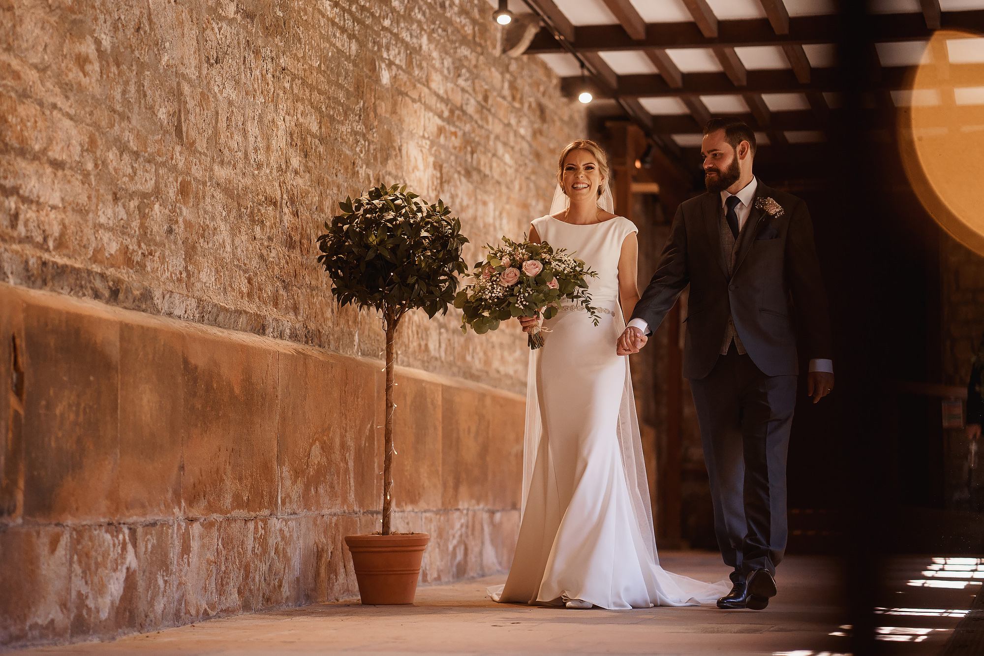 Newstead Abbey Wedding Nottinghamshire of Jemma and Matt by ARJ Photography