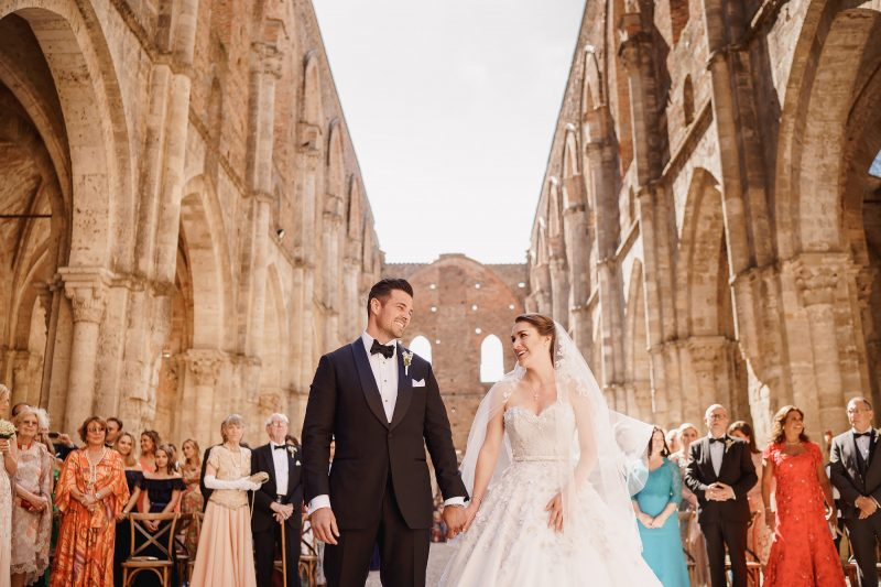 San Galgano Abbey wedding photographer