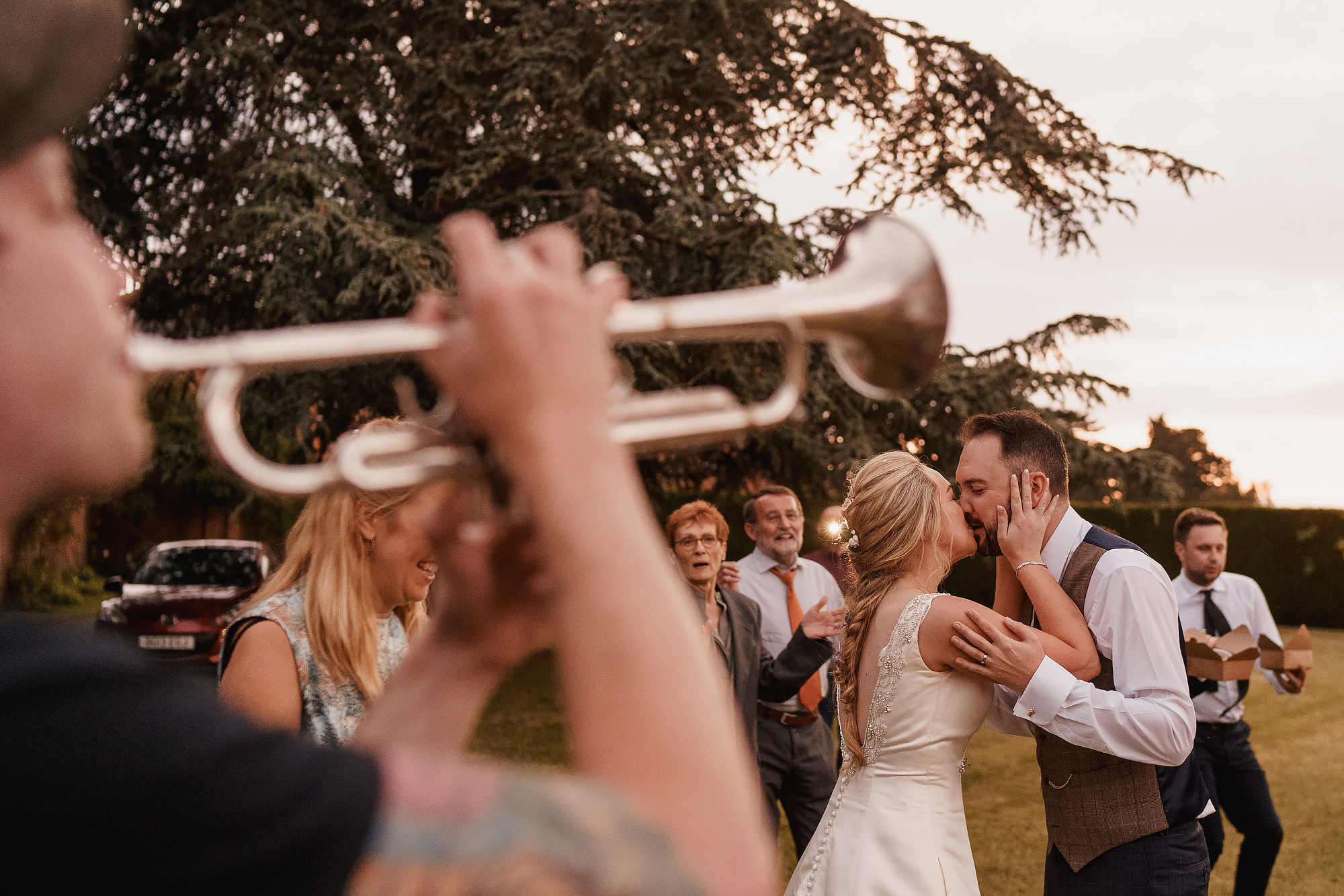 Walcot Hall Summer Wedding - Personality packed documentary wedding photography by ARJ Photography Cheshire