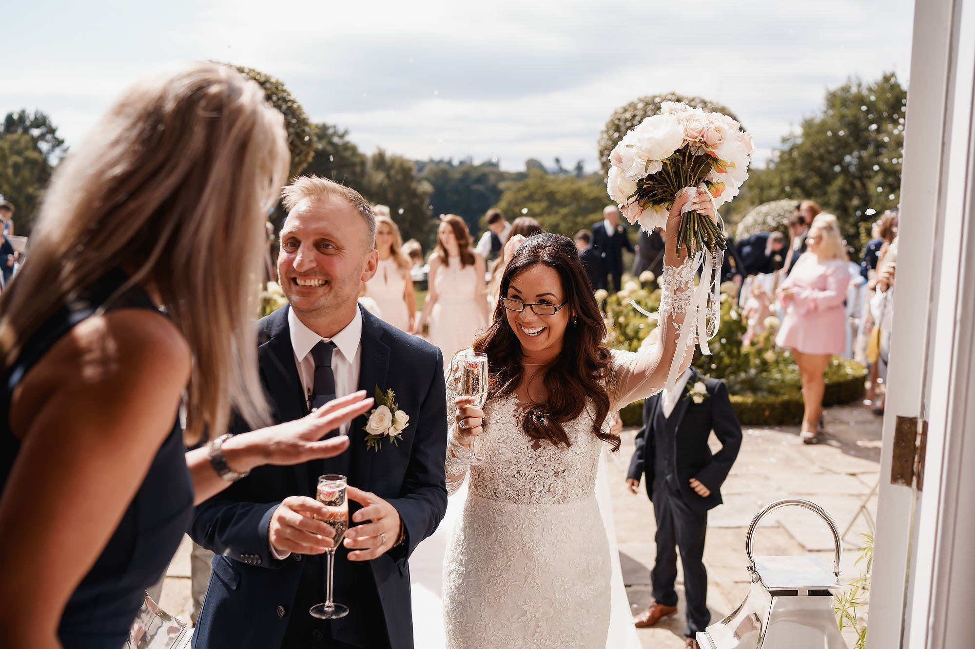 Delamere Manor Weddings by ARJ Photography