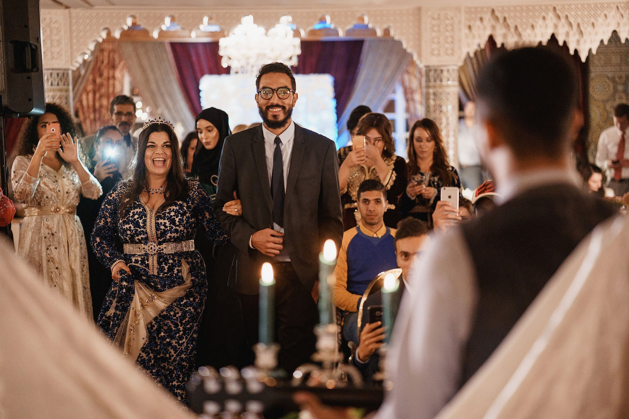 Morocco Destination Wedding in Rabat by ARJ Photography