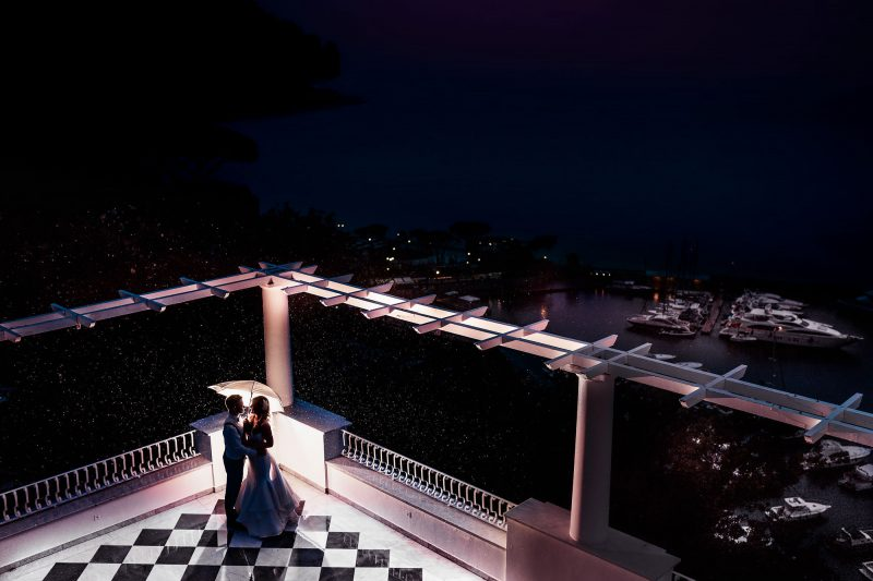 Villa Silvana Sorrento Wedding Photographer