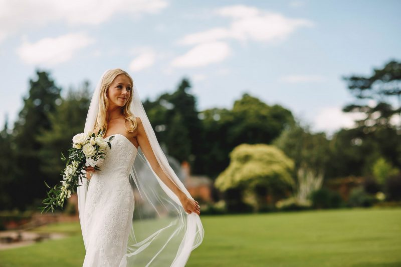 Capesthorne Hall Wedding Photographer Cheshire - ARJ Photography