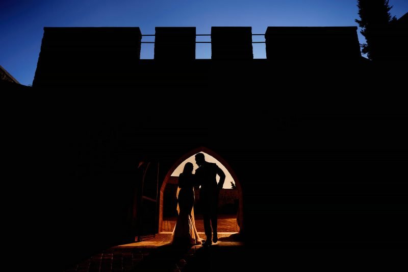 Chateau Wedding Nice France - ARJ Photography®