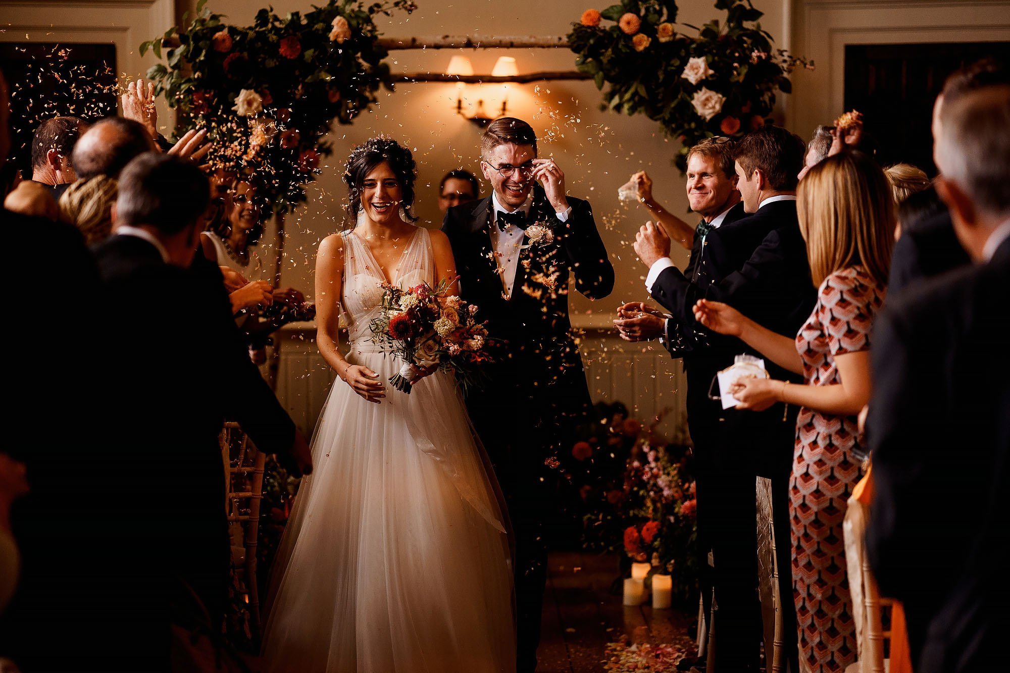 Cotswolds weddings at elmore court
