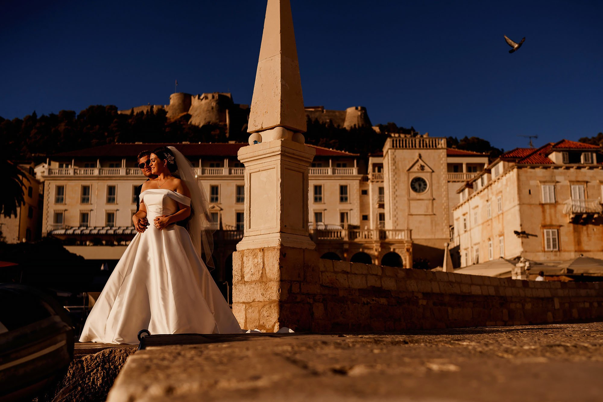 Hvar croatia destination wedding photography - arj photography®