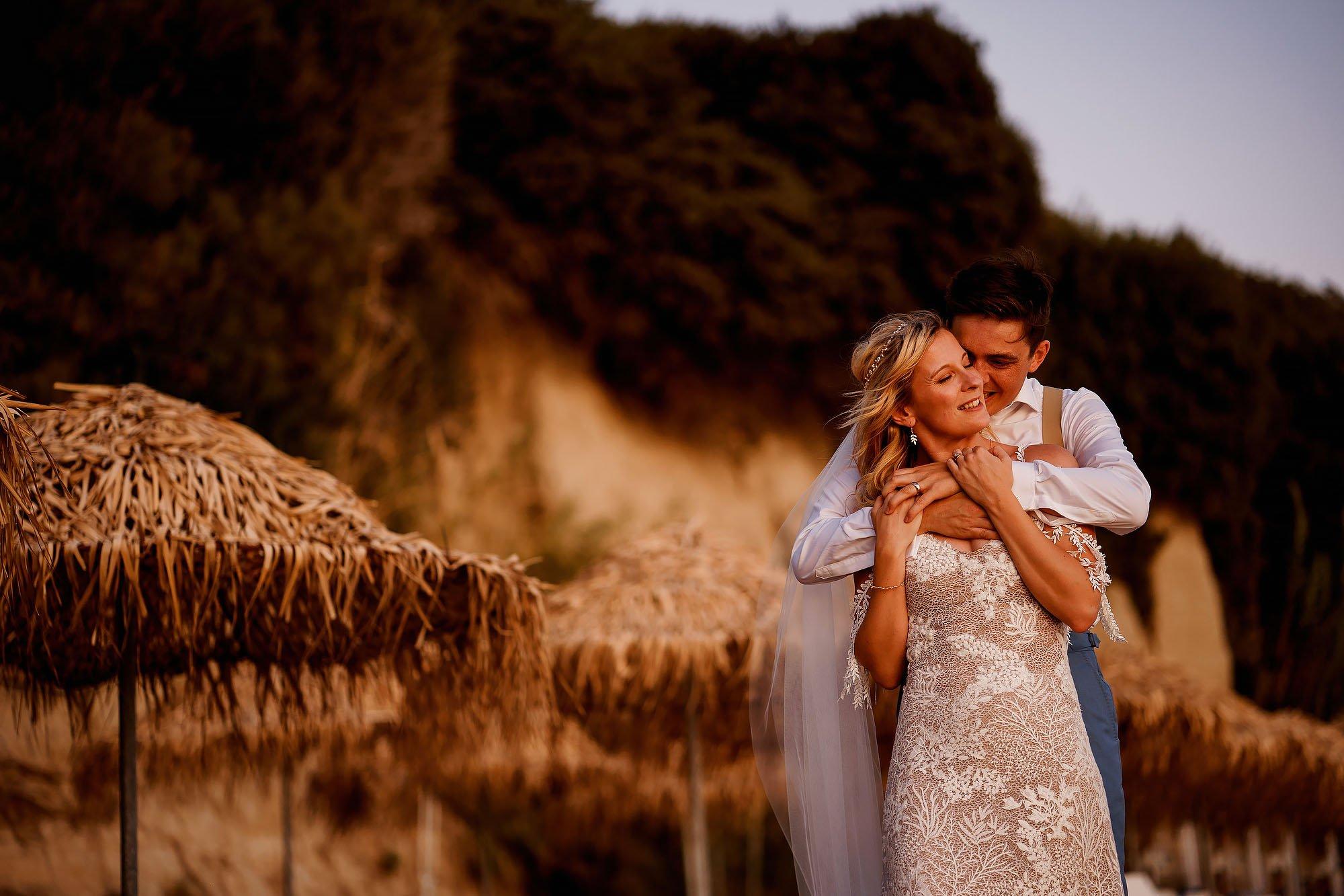 Pefkos rhodes greece destination wedding at philosophia - arj photography®