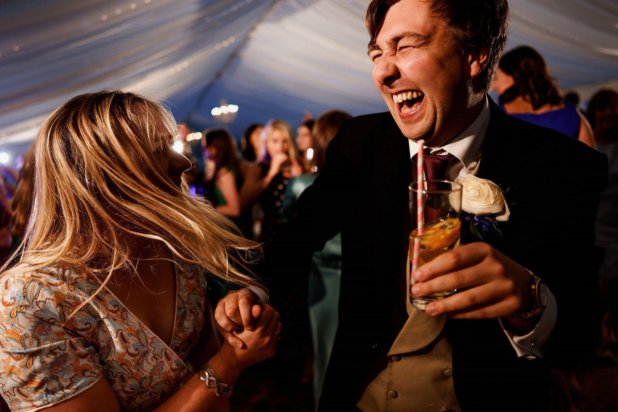 Shropshire Marquee Wedding - ARJ Photography®