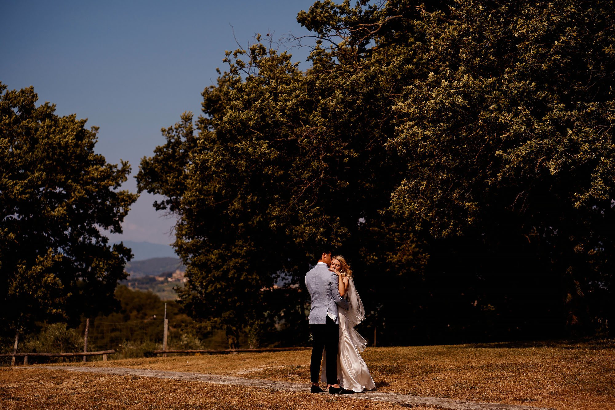 Tuscan Vineyard Wedding Le Filigare Italy - ARJ Photography®