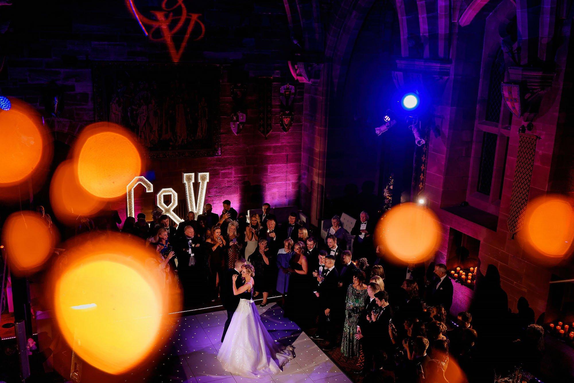 Winter Wedding at Peckforton Castle Cheshire - ARJ Photography®