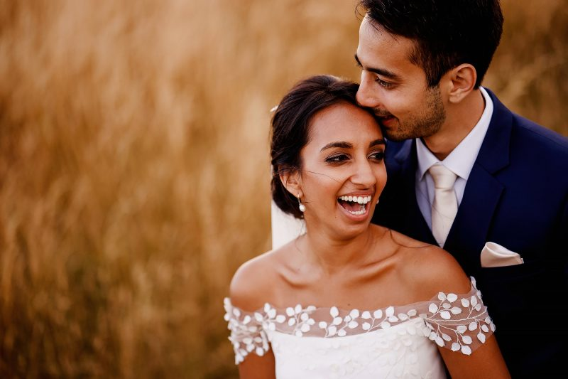 Socially distanced wedding photography and live streaming - arj photography