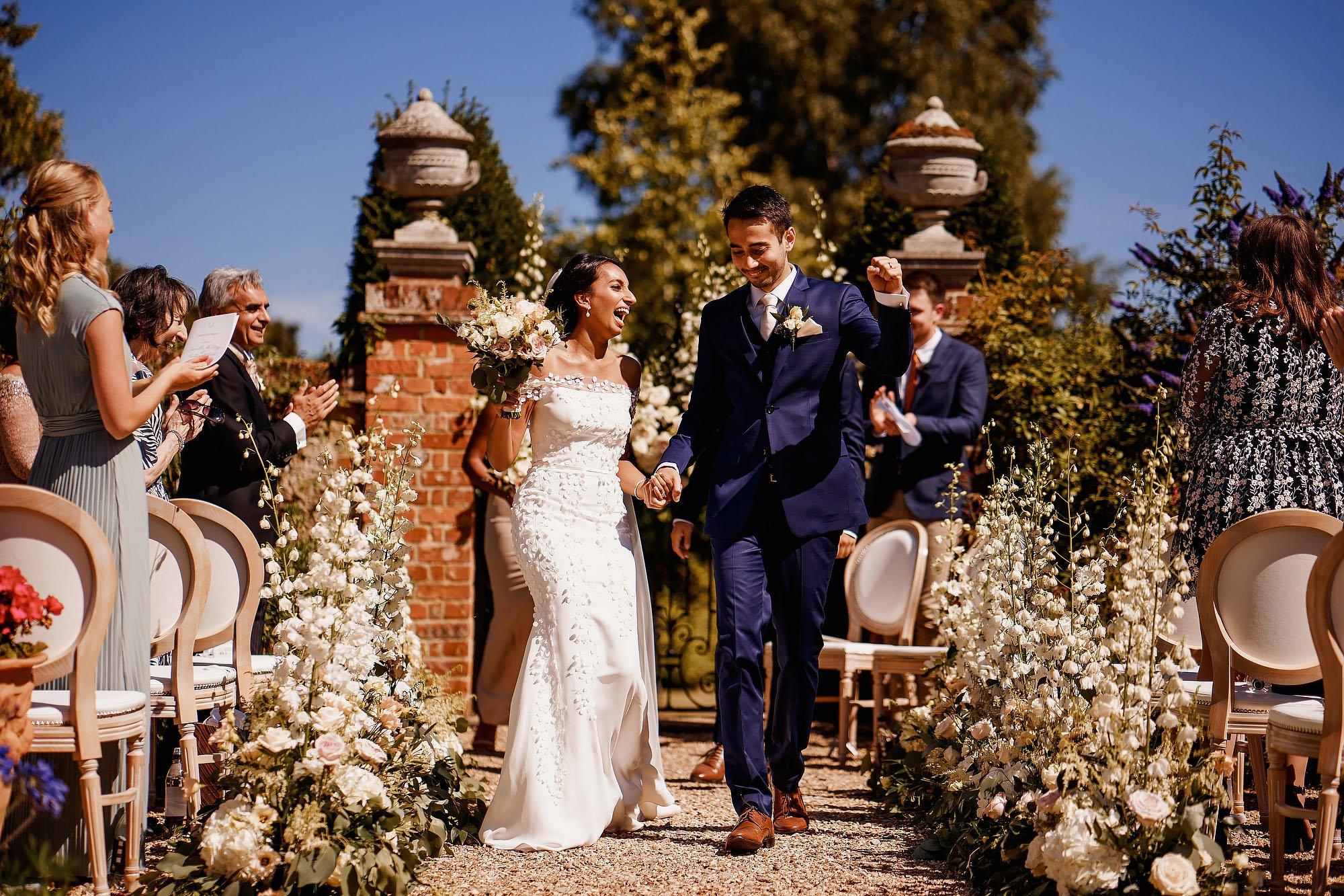Four seasons wedding hampshire