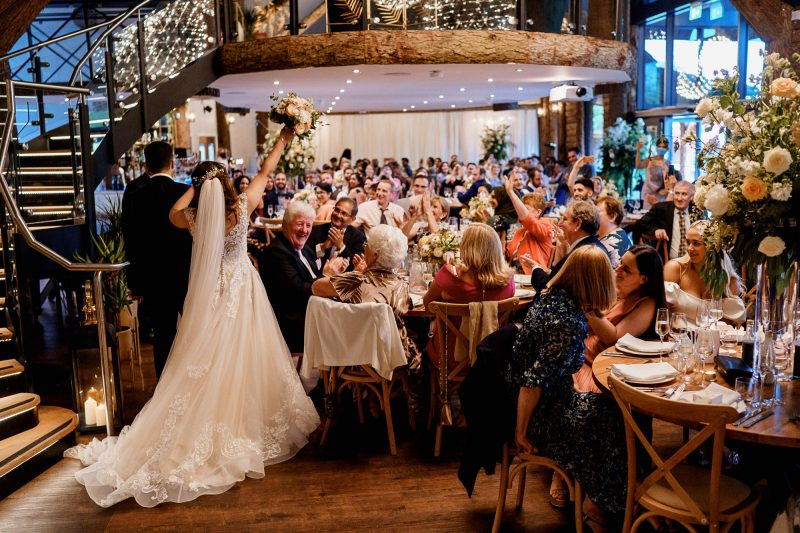 Oaklands Wedding Photographer - ARJ Photography®