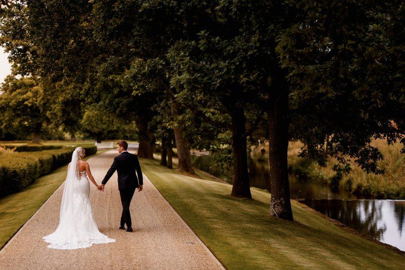 Grantley Hall Wedding Photographers ARJ Photography®