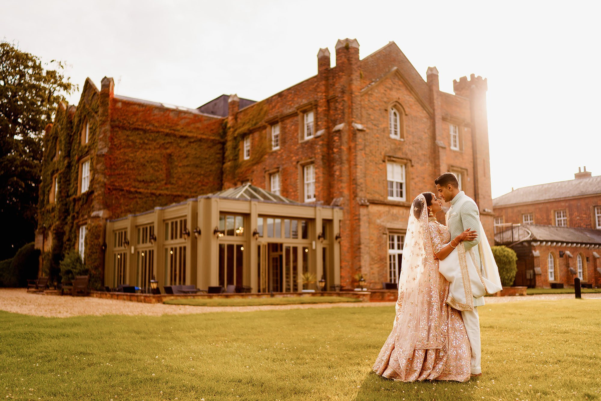 Offley place wedding photography