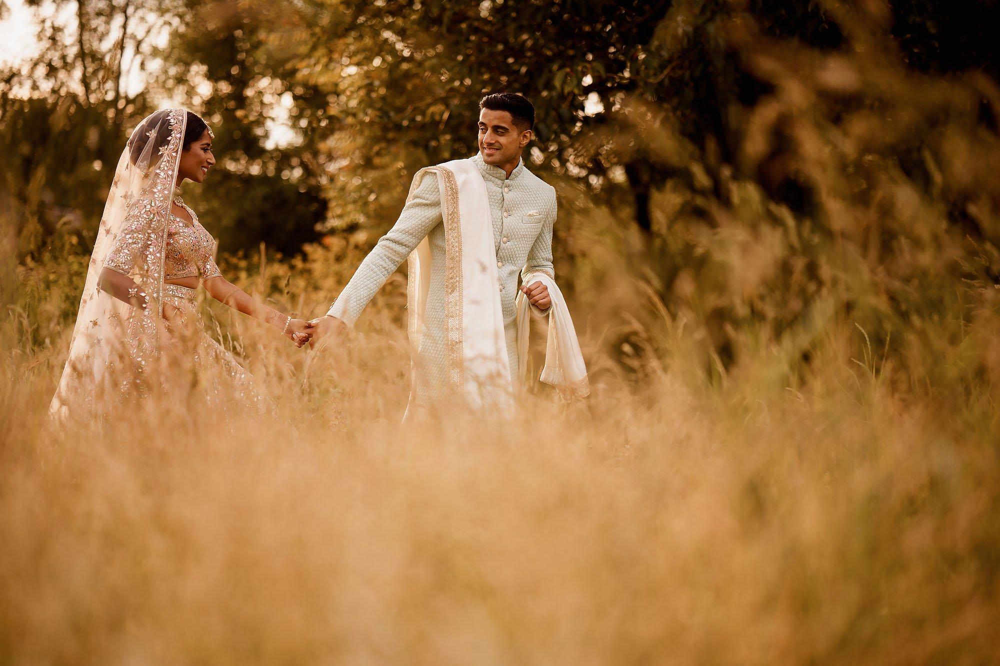 Beautiful offley place indian wedding photography