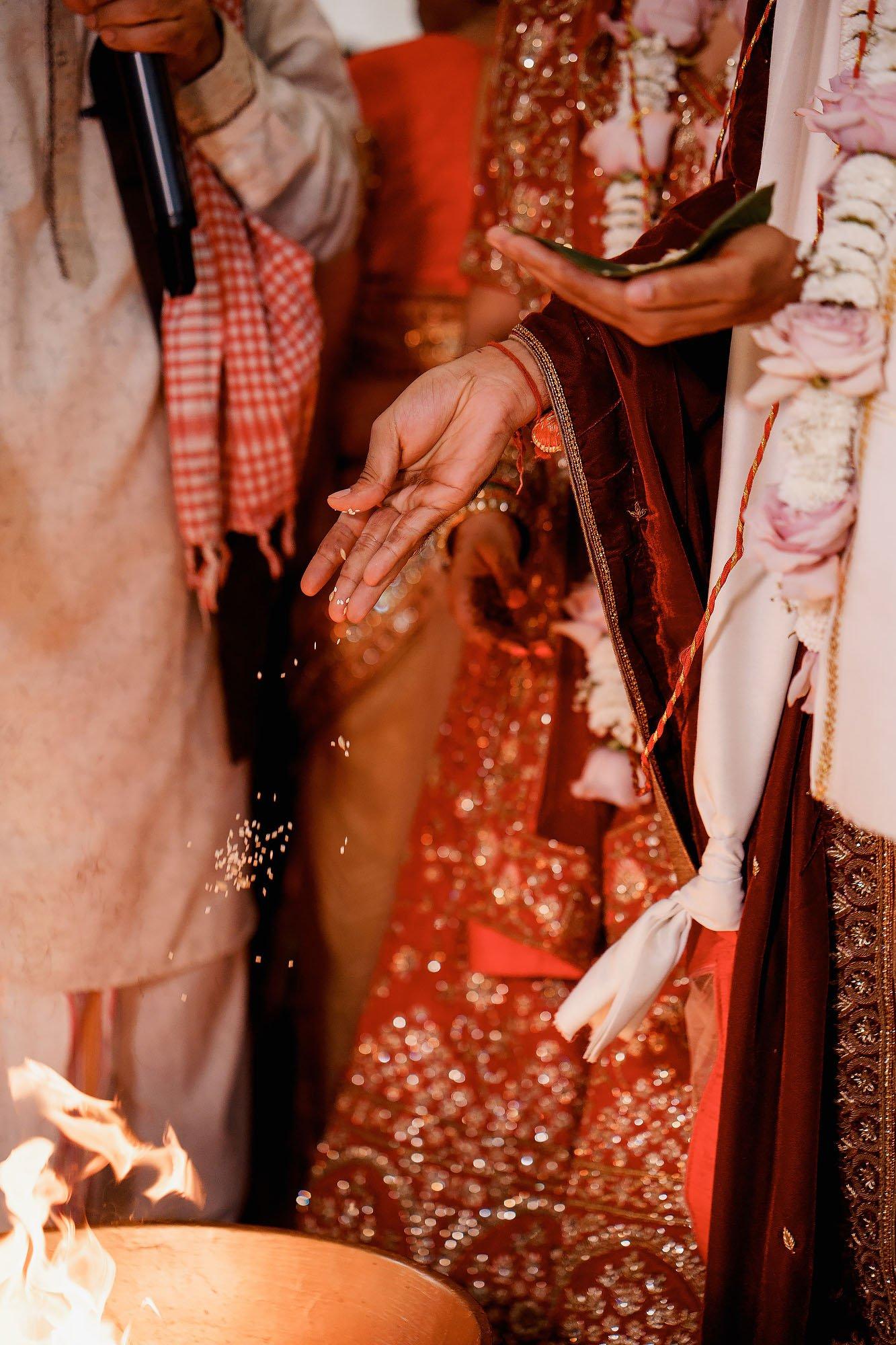 Indian weddings at winstanley house