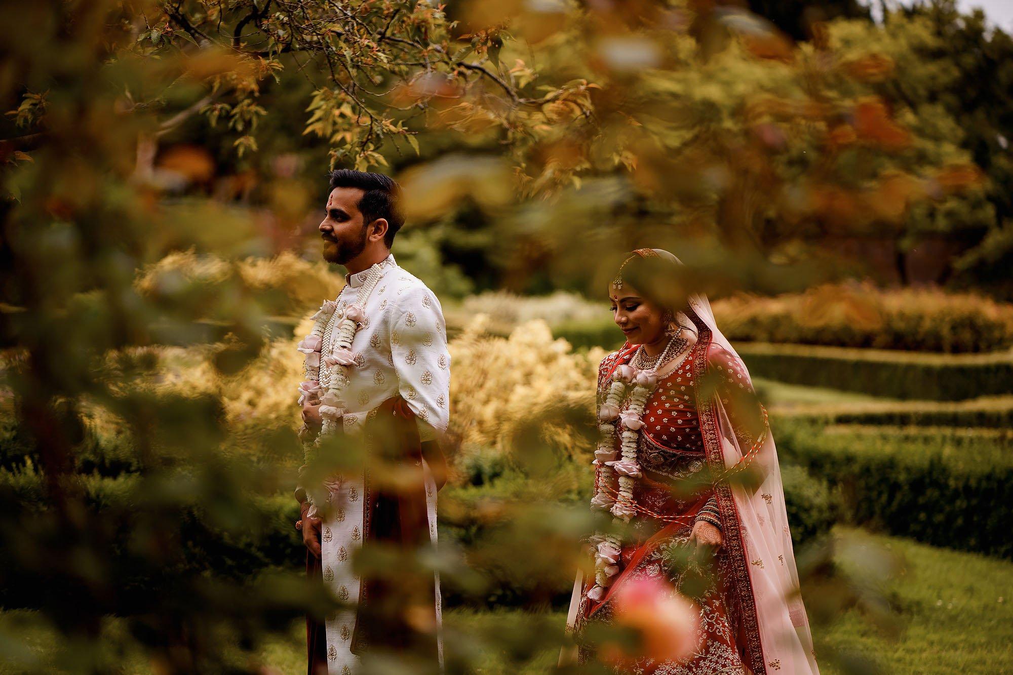 Indian wedding photography winstanley house