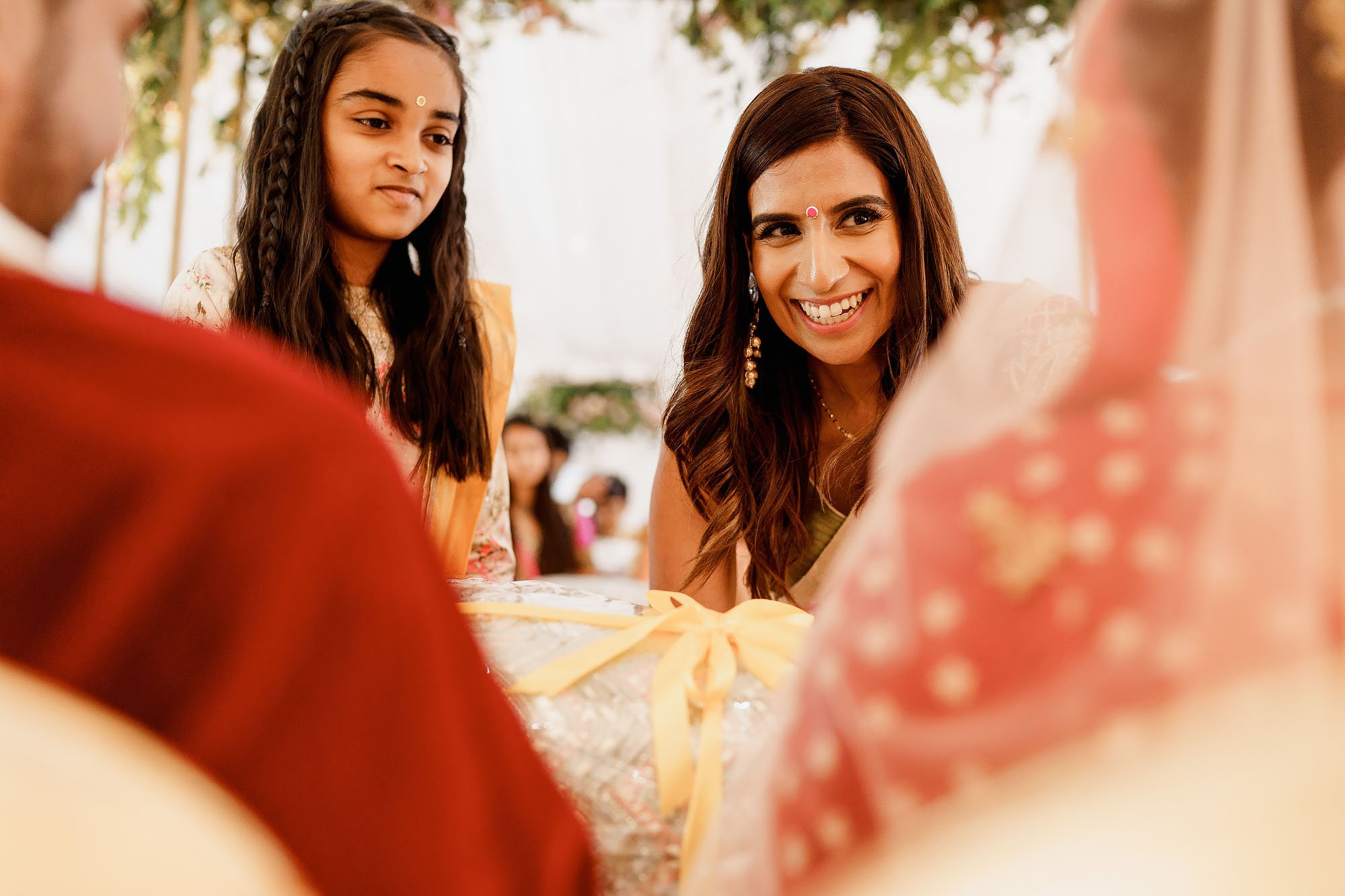 Amazing indian wedding photography at winstanley house leicester